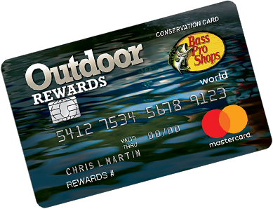 Mastercard Outdoor Rewards